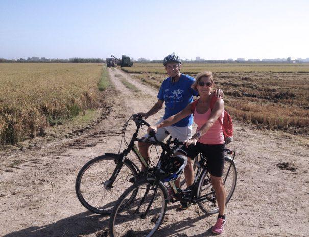 pareja-bicicletas