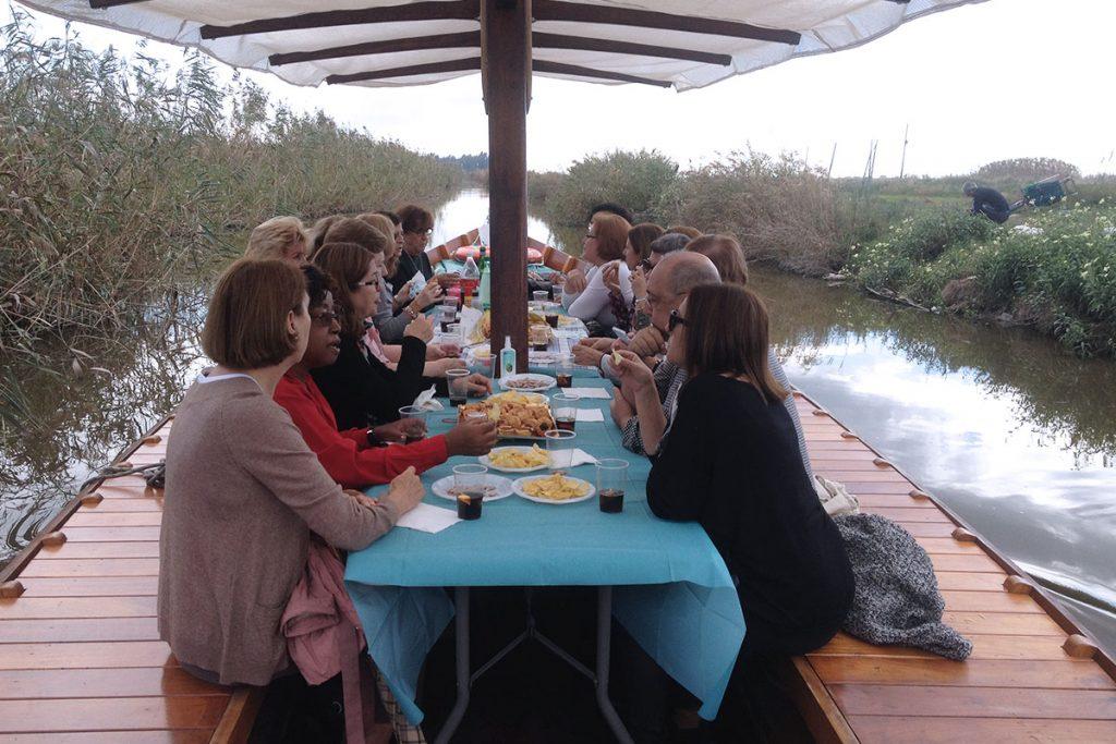 eventos-barca-comida